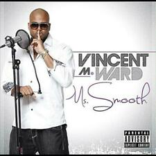 VINCENT WARD - MS. SMOOTH [SINGLE] NEW CD
