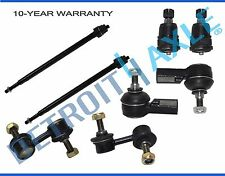 New 8pc Complete Front Suspension Kit for Acura El Honda Civic 2001-2005