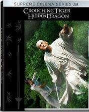 Crouching Tiger, Hidden Dragon [New Blu-ray] Ltd Ed, Uv/Hd Digital Copy, 4K Ma