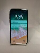 Apple iPhone X 64GB Space Gray AT&T Good Condition