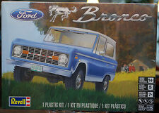 1966 - 77 Ford Bronco, 1:25, Revell 4320 all new tool neu 2016 neues Werkzeug