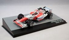 Toyota TF104B - Ricardo Zonta - P22 - 2004,F1 Cars, 1/43 Scale