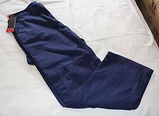 Hard Yakka Y02800 Navy Legends Cotton Trousers Work Pants Size 102R New