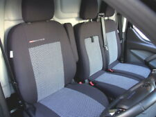 FORD TRANSIT CUSTOM FULLY TAILORED SEAT COVERS - WITH FOLD DOWN TABLE  (P2)
