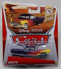 Disney Pixar Cars GRETA 1:55 New 2013