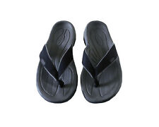 KEEN Men's Kona Black/Gargoyle Flip Flop Sport Thong Sandals Shoes Sz 10