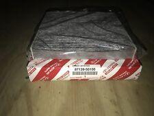 Genuine Lexus / Toyota Premium OEM AC CHARCOAL CABIN AIR FILTER 87139-50100