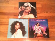 3 Donna Summer Records Once Upon A Time On The Radio live And More