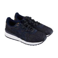 Para Hombre Onitsuka Tiger Shaw Runner Gris Informal Zapatillas Sneakers zapatos talla 6 9.5