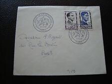 FRANCE - enveloppe 18/5/1957 (cy66) french