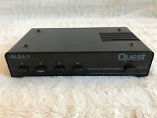 Quest QLS4.1 100 Watt Speaker Switch Black