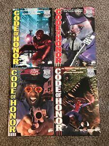 Code of Honor #1-4 Marvel Comics 1997 NM