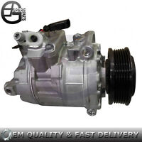 New A/C Compressor For VW T5 Transporter/Multivan/Amarok 2.0 TDI AUDI