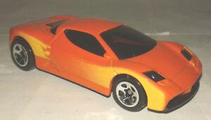 honda acura HSC concept orange hotwheels 1/64 neuve new Hot Wheels course