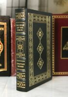 THE BEAK OF THE FINCH - Easton Press  Weiner SCIENCE CLASSICS Galapagos Pulitzer