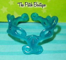 WINX QUEEN OF ICE TRIX ICY DOLL OUTFIT REPLACEMENT BLUE TIARA CROWN MONSTER HIGH