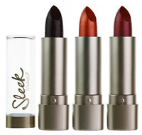 3x SLEEK MakeUP CREME LIPSTICKS *** CHOOSE FROM 11 COLOURS***