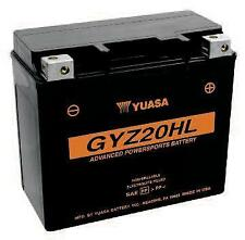 Yuasa - YUAM720GH - GYZ High Performance Maintenance Free Battery, GYZ20HL