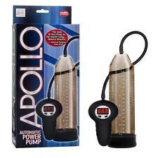 APOLLO AUTOMATIC POWER PUMP ERGONOMIC HAND HELD CONTROLLER SMOKE, CalEx