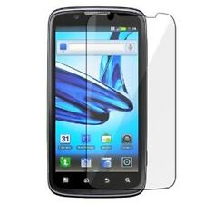 6x NEW Motorola Atrix II 2 Invisible LCD Screen Protector Shield Cover