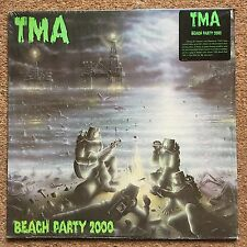 TMA Beach Party 2000 Vinyl LP Buy 5 LPs For £3.99 Postage (UK)