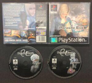 Parasite Eve 2 : Sony PlayStation Black Label SLES 02558