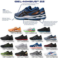 Asics Gel-Nimbus 22 Underpronation /Neutral Men Road Running Shoe Runner Pick 1