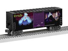 O-Gauge - Lionel - Disney Villains - Ursula Hi-Cube Boxcar