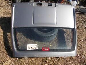 Nissan Pulsar NX Rear Hatch Lid w Glass 87 88 89 90 Local Pick Up Only 16946
