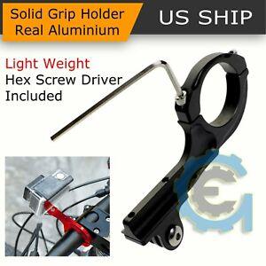 Bike Bicycle Metal Alloy Handlebar Mount Holder Clamp For Gopro 2/3/3+/4 Camera