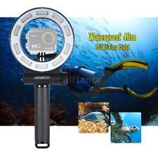 Underwater Diving LED Video Light Lamp Kit for GoPro Hero Yi SJCAM Sport Camera