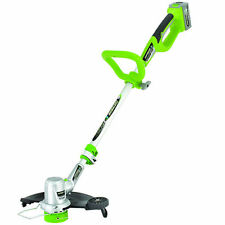 "Earthwise (13"") 24-Volt Lithium-Ion Cordless String Trimmer"