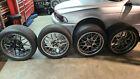 BMW BBS Forged one piece Wheels set 8.5x18 10x18 toyo proxes 4 plus tires e39 m5
