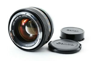 【EXC 】Canon FD 55mm F1.2 MF Standard Prime Lens from Japan #305