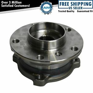 Wheel Bearing & Hub Assembly Front Driver or Passenger for BMW X5 X6 AWD New