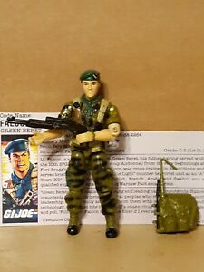 Vintage GI JOE Cobra ARAH Figure! 1987! Hasbro! Falcon! Duke's Brother!