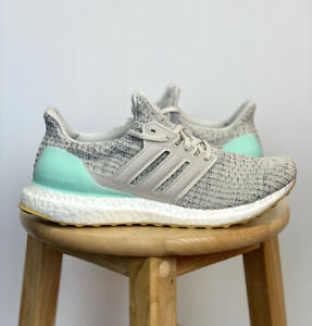 Adidas Ultra Boost Clear Mint White Carbon DB3212 Size 7.5 Brand New