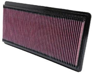 K&N Hi-Flow Performance Air Filter 33-2111 fits Chevrolet Corvette 5.7 (C4) 1...