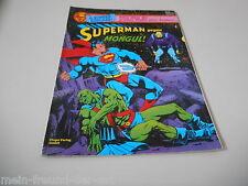 Comic Superman gegen Mongul (6.Sonderausgabe / 74 pg)  EHAPA