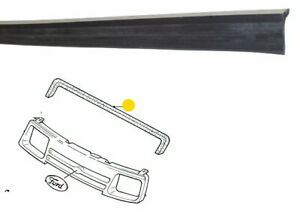 Kühlergrill Dichtung (alle Modelle, Nachfertigung) FORD Sierra MK1