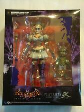 Square Enix BATMAN Arkham Asylum HARLEY QUINN Nurse ACTION FIGURE MIB Play Arts