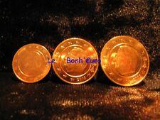 Monnaie 1,2,5 centimes cent cts euro Belgique 2003, neuves du rouleau, UNC