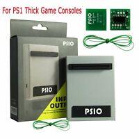 PSIO Flash-Cartridge CD-ROM Laufwerk und Switch Board Kit für Sony Playstation 1