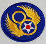 """WW2 US 8TH DIVISIONAL PATCHES THE """"MIGHTY EIGHTH"""" AIRFORCE"""