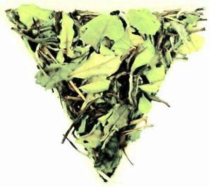 Earl Grey Pai Mu Tan Organic Loose Leaf White Tea Bergamot Oil Traditional China