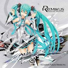 Re:. MIKUS livetune feat Hatsune Miku (jacket illustrator redjuice (supercell)