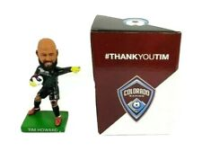 New Colorado Rapids MLS Tim Howard Bobblehead Limited Edition USA Goalie