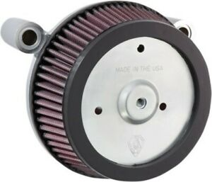 Arlen Ness Big Sucker Stage I Air Filter Kit for Harley Twin Cam 01-17 EFI