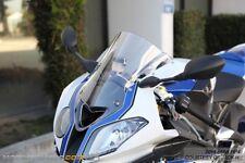 Motodynamic Race Series Windscreen Windshield 2010-2014 BMW S1000RR HP4 CLEAR