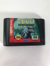 Ecco: The Tides of Time (Sega CD, 1993) Cartridge Only -- TESTED& WORKING